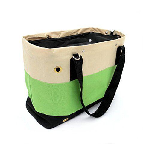 Aus der Kategorie Käfige & Transportboxen  gibt es, zum Preis von   Bergan Pet Tragetaschen sind nicht nur bequem für das Haustier, sondern auch deutlich technisch entwickelt. Die Komfort-Tragetasche besitzt eine Klettverschlussöffnung, die es erlaubt, das Haustier während der Reise zu. Tragen Sie Ihr Tier mit Vertrauen in diese Bergan Hartschalenkoffern. ¡¤ weiche Tragetasche waschbarer Fleece-Bett- und starren Einlegeplatte hält Form und kann zum Waschen abgenommen werden. ¡¤ Half…