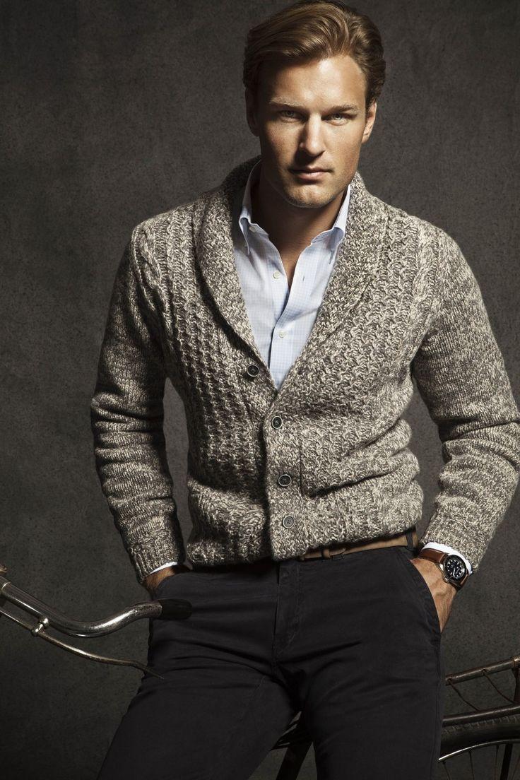 Polished knits