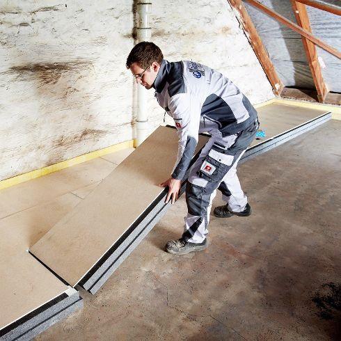 Die Kosten Der Dachbodendammung Unterscheiden Sich Je Nach Art Der