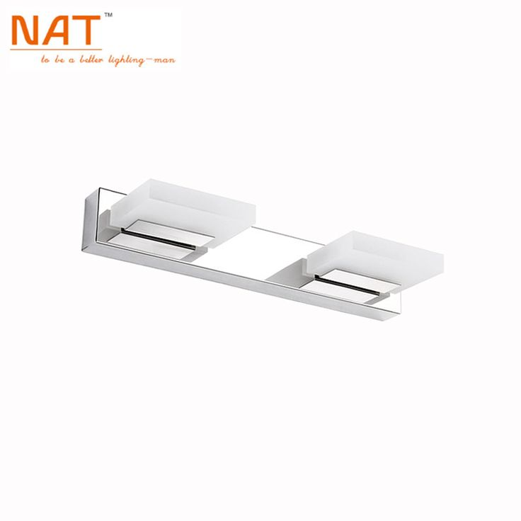 38 best acrylic led bathroom mirror light images on pinterest find more led indoor wall lamps information about modern 35cm 6w acrylic led mirror light for hotel bathroom washroom wall spot light 110v 220v mozeypictures Gallery