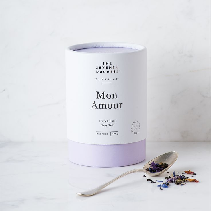 The seventh duchess mon amour french earl grey tea