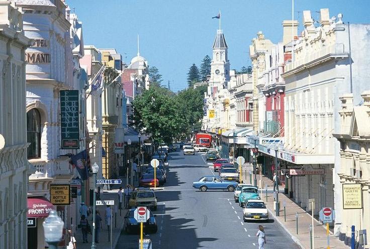 Fremantle , Perth WA