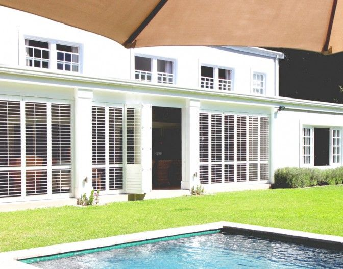 Your Outdoor Shutter Specialist | AMERICAN Shutters