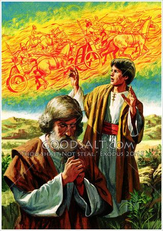 why did elijah and moses meet with jesus