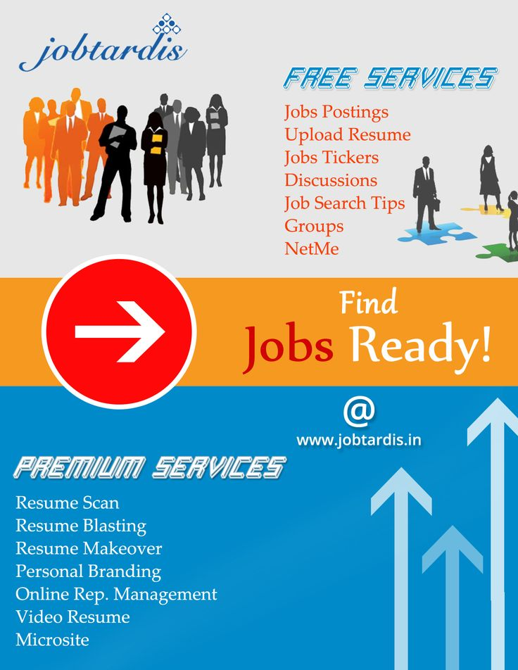 126 best Job images on Pinterest Link, Centre and Design - how to upload a resume