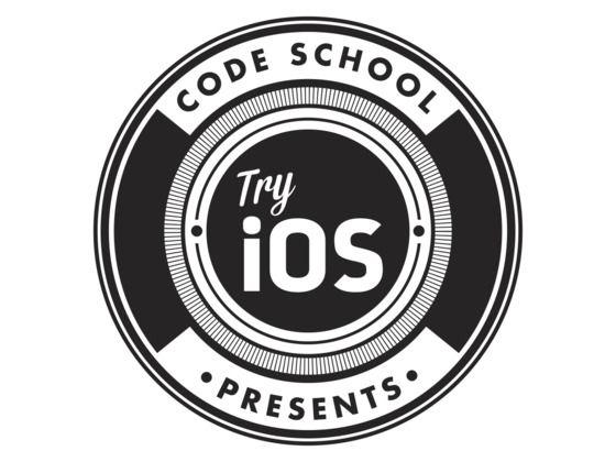 Try iOS: iPhone App Development Course by Eric Allam, via Kickstarter.