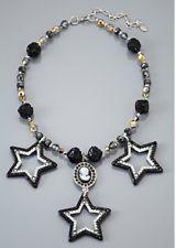 TARINA TARANTINO Disco Night Orpheum Star Pendant Necklace $225