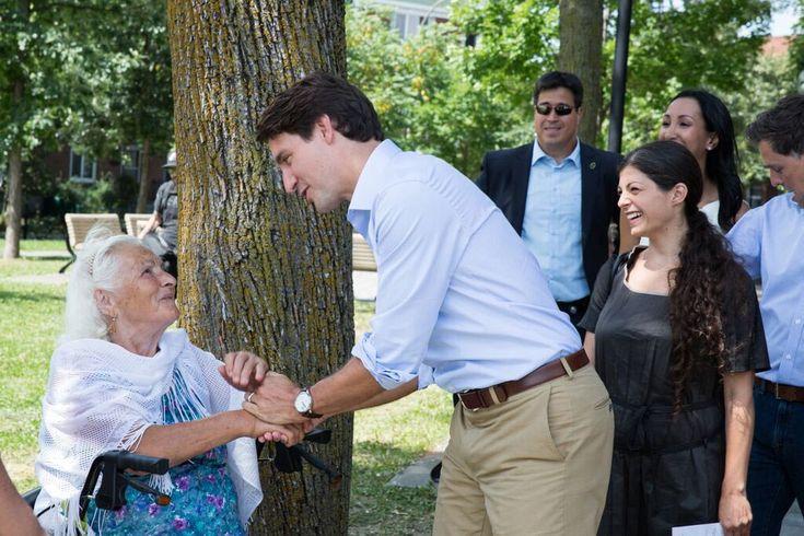 » Meet Justin Trudeau