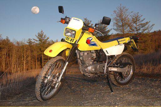 Suzuki DR200 SE Online Motorcycle Service Manual