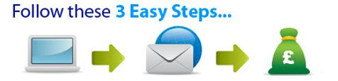 3 simple steps to increase money. http://www.1000loantoday.org.uk/1000-loans.html