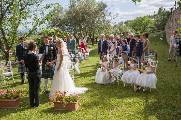 symbolic ceremony with a nice australian couple, last May! #weddingintuscany #symbolicceremony #agriturismolaquerce #italywedding