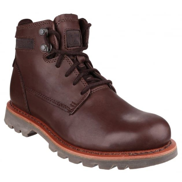Rockwell Coffee Boots