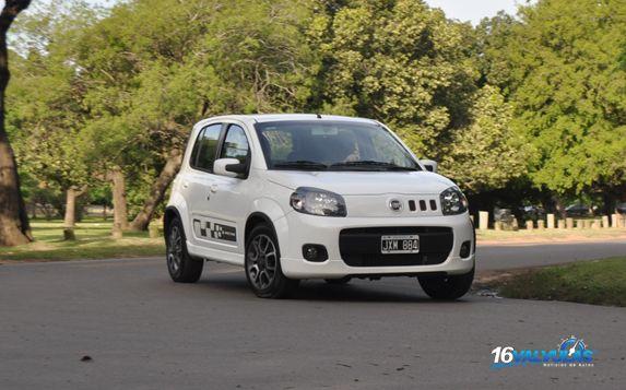 Test Drive Nuevo Fiat Uno Sporting http://www.16valvulas.com.ar/test-drive-nuevo-fiat-uno-sporting/