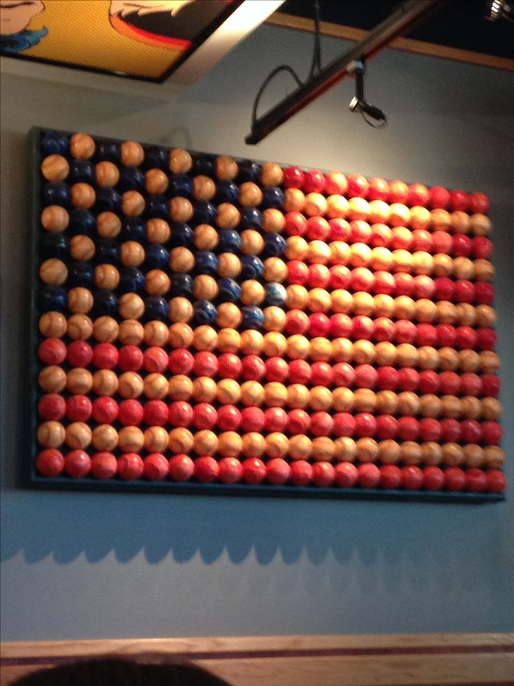 Cool baseball American Flag                                                                                                                                                     More