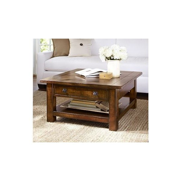 36 Coffee Table Bryan Reclaimed Wood 1695