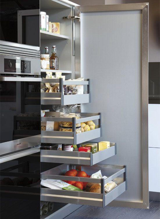 Mejores 22 imágenes de alacenas en Pinterest | Ideas para la cocina ...