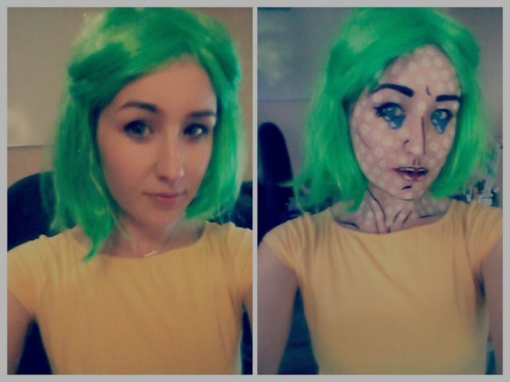 Makeup Pop Art Facepainting