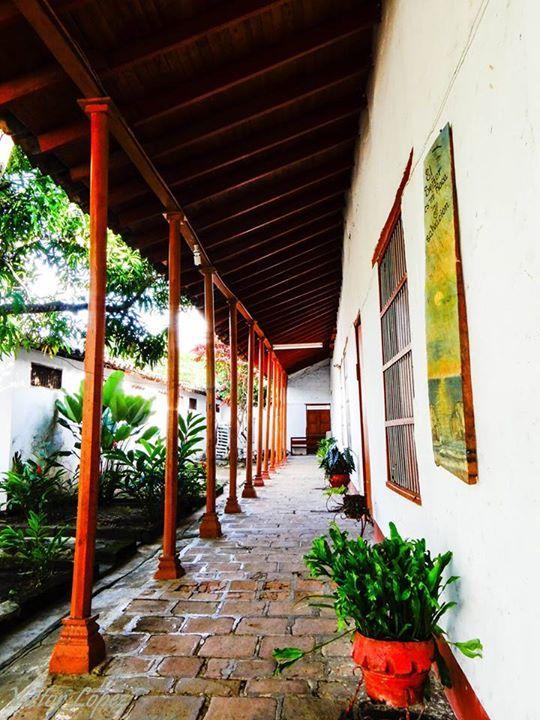Calle de Santa Fe de Antioquia