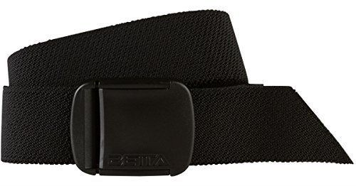 Mens Elastic Stretch Belt Adjustable XL Black Best Christmas Gift for Men New #BETTA