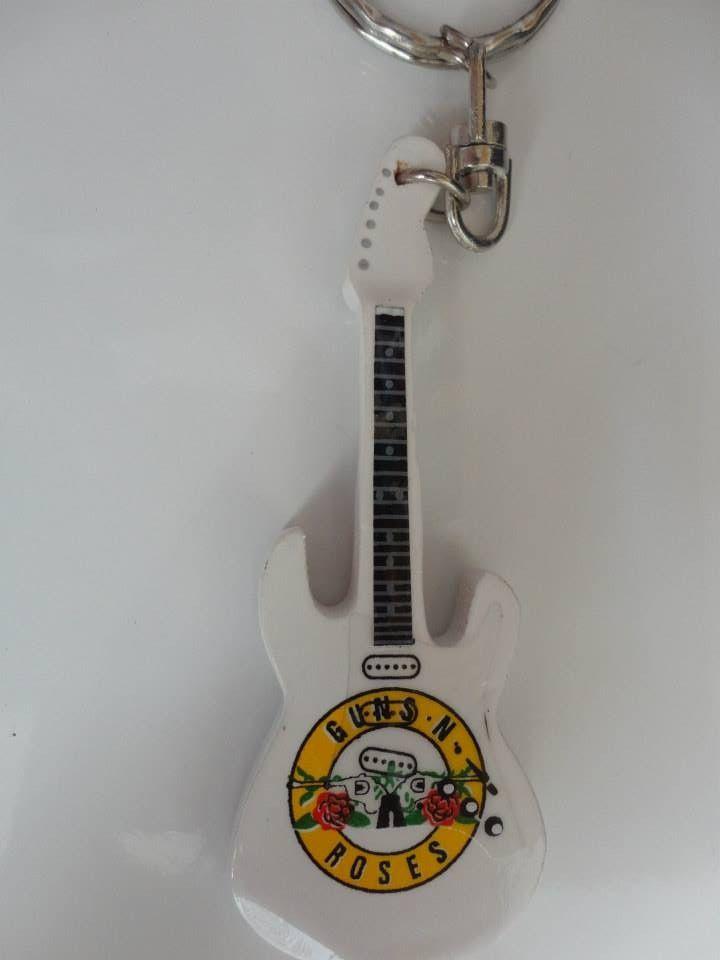 Chaveiro Guns N Roses