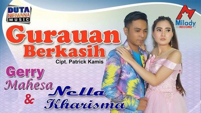 Download Lagu Mp3 Gurauan Berkasih Nella Kharisma Feat Gerry