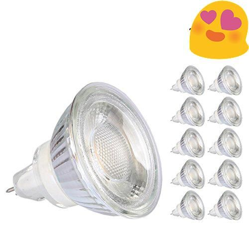 #sale MR16 bulbs Parameters: #Wattage: 5W Size: 50*49mm(1.97W*1.93H #inch) Beam Angle: 38 degree Lumens: 380lm CRI>90 Voltage: AC/DC12v Our MR16 LED Bulbs Product...