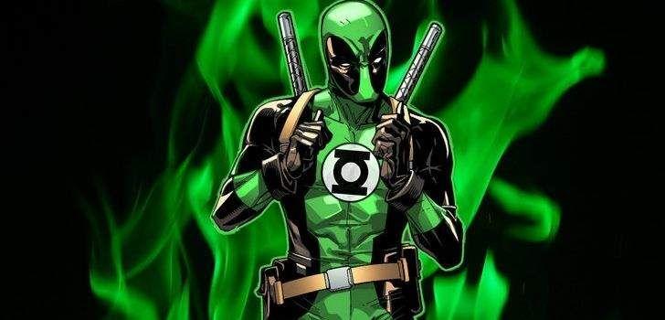 """Quando Ryan Reynolds gravou Lanterna Verde, seu traje foi totalmente feito digitalmente, já a do Deadpool é toda real, a única questão ainda me aberto é se os olhos serão alterados na pós-produção para emitirem emoções. Em entrevista, ao ser questionado qual traje ele prefere, respondeu: """"Ah, Deadpool, não tem comparação – tipo, é brutal …"""