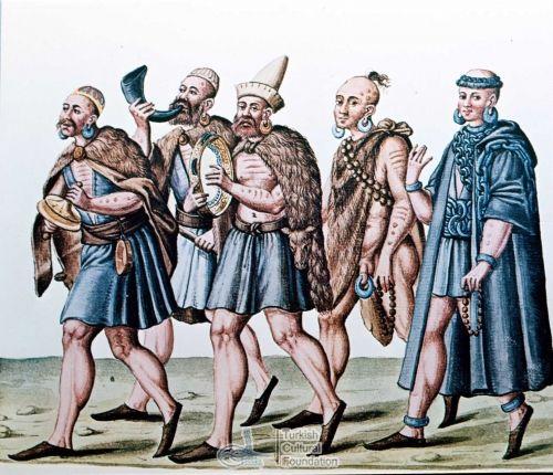 Entertainment - I Turchi. Codex Vindobonensis 8626