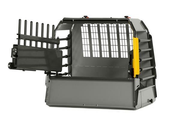 MIM Variocage Compact - Car Crash Tested Dog Travel Crate for Hatchbacks