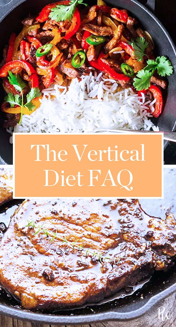 What Is The Vertical Diet (and Is It Healthy)?