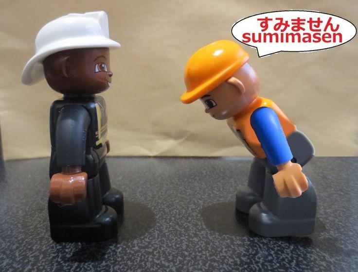 'Sumimasen' es una de las palabras más polifacéticas y utilizadas del idioma japonés.