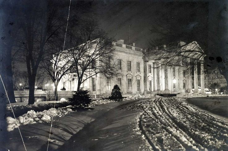 If Harry Truman, Winston Churchill and others are to be believed, specters have long frequented the mansion.