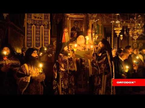 Βατοπαιδινοι - Χριστός ανέστη - YouTube