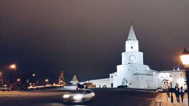 Крупица вечерней Казани #kazan