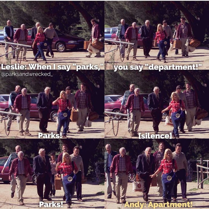 Parks and Department . Parks and Recreation