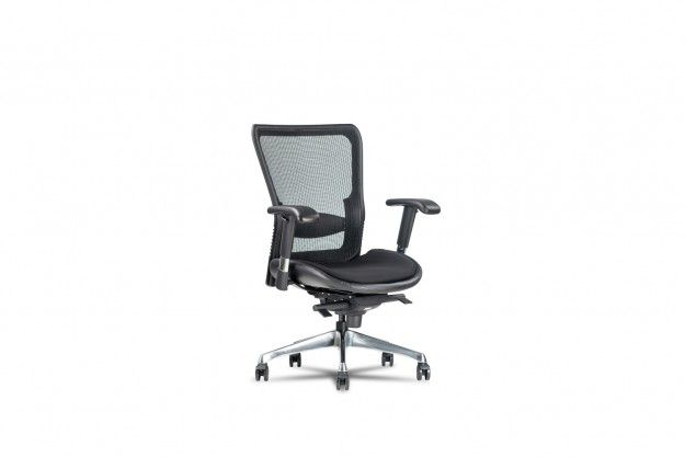 X-11 N especially designed for people who love their work too much to get out of their office chair, this chair has mesh back support and adjustable height which will make you feel comfortable all day long.
