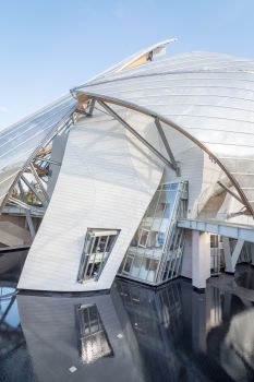 Frank Gehry |  'Fondation Louis Vuitton' | Paris, France | 2014 | https://www.foga.com/