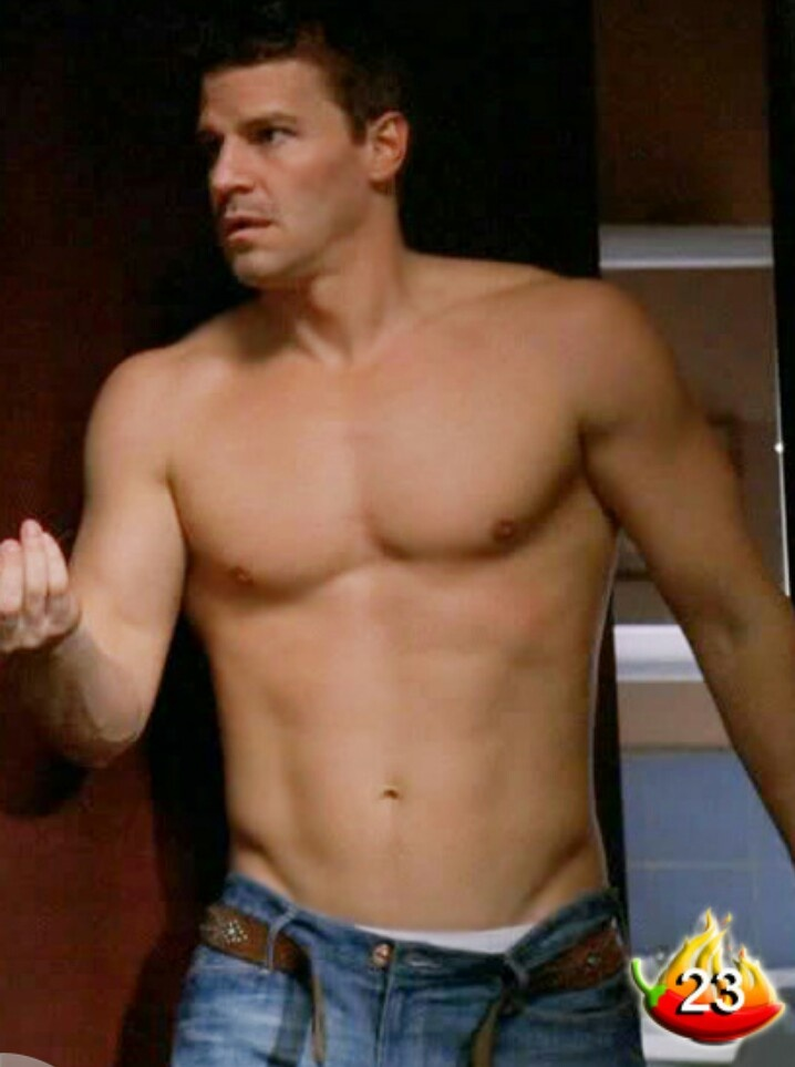 David Boreanaz -yes please!!!!
