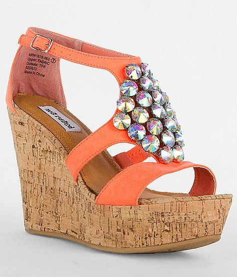 'Not Rated Discover Sandal'  #buckle #wedges  www.buckle.com