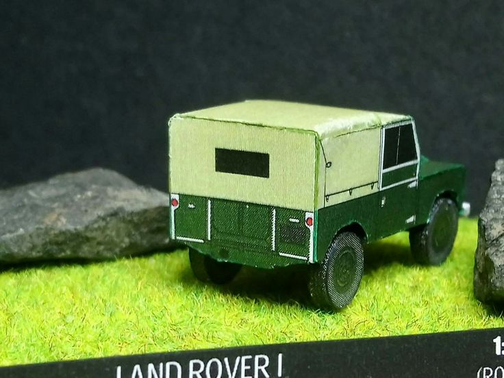 Land Rover I series