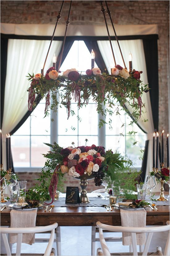 Learn how to achieve this luxurious yet accessible atmosphere for a spring wedding reception