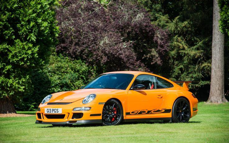 2007 Porsche 911 997 GT3 RS