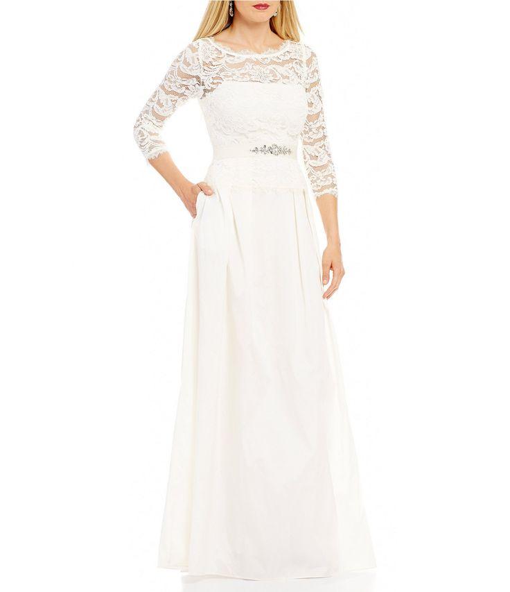 Elegant Dillards Dresses for Wedding Check more at http://svesty.com/dillards-dresses-for-wedding/