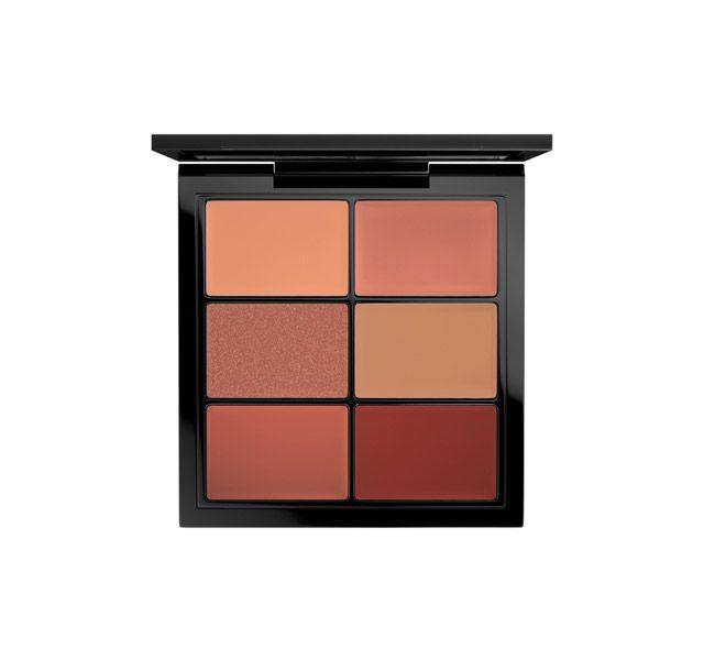 Livraison et retour gratuits  Pro Palette pour les lèvres : 6 teintes marron. Une palette renfermant nos teintes de rouge les plus populaires, comme tout droit sortie des backstages.