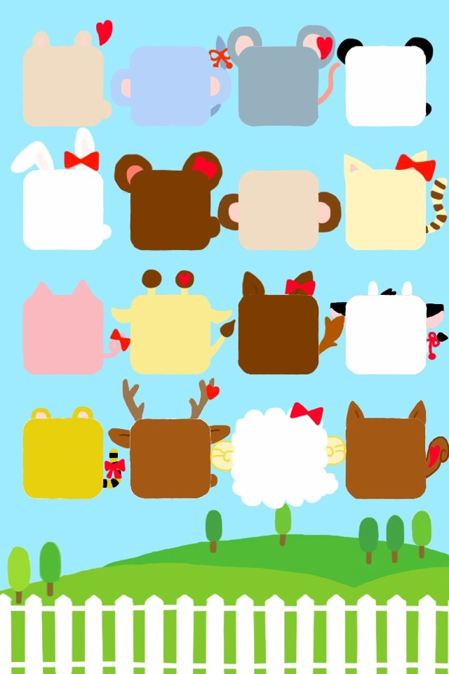 really cute background just in time for spring this cute