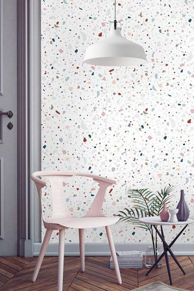 Totally Terrazzo - Pinterest Predicts The Top Home Trends Of 2018 - Photos