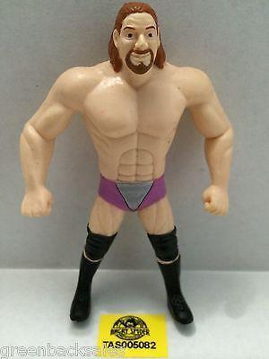 (TAS005082) - WWE WWF WCW nWo Wrestling Bend-Ems Action Figure - Val Venis