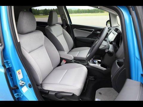 [all new 2014] Honda Jazz / Honda Fit interior