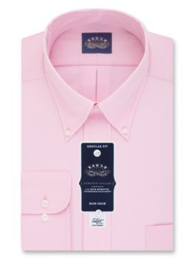 Eagle Blush Big  Tall Non Iron Dress Shirt