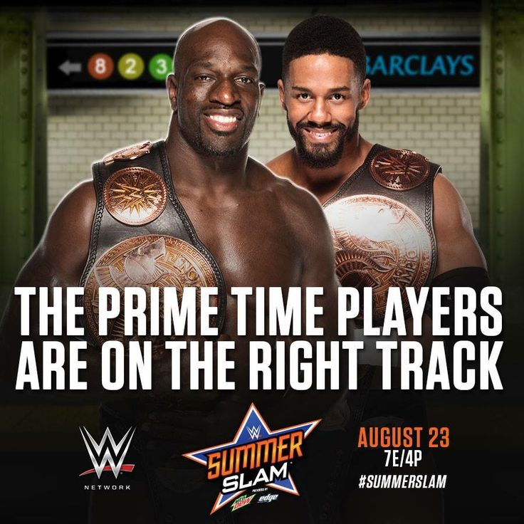 WWE SummerSlam 2015: The Prime Time Players are on the right track
